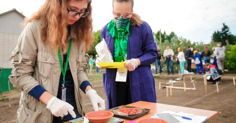 Научно-образовательный научно-просветительский проект «Экологический патруль»