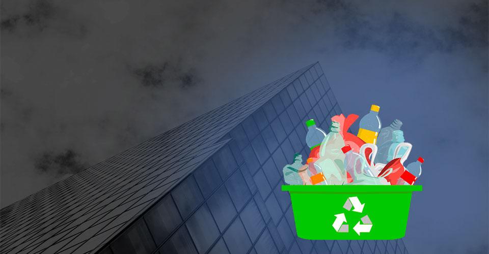 Старый пластик станет источником металла для томских ученых