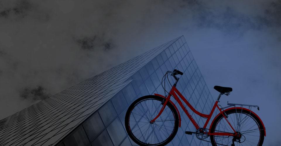 В Калининграде в ближайшее время будет введена в строй цифровая платформа мониторинга городского велотрафика